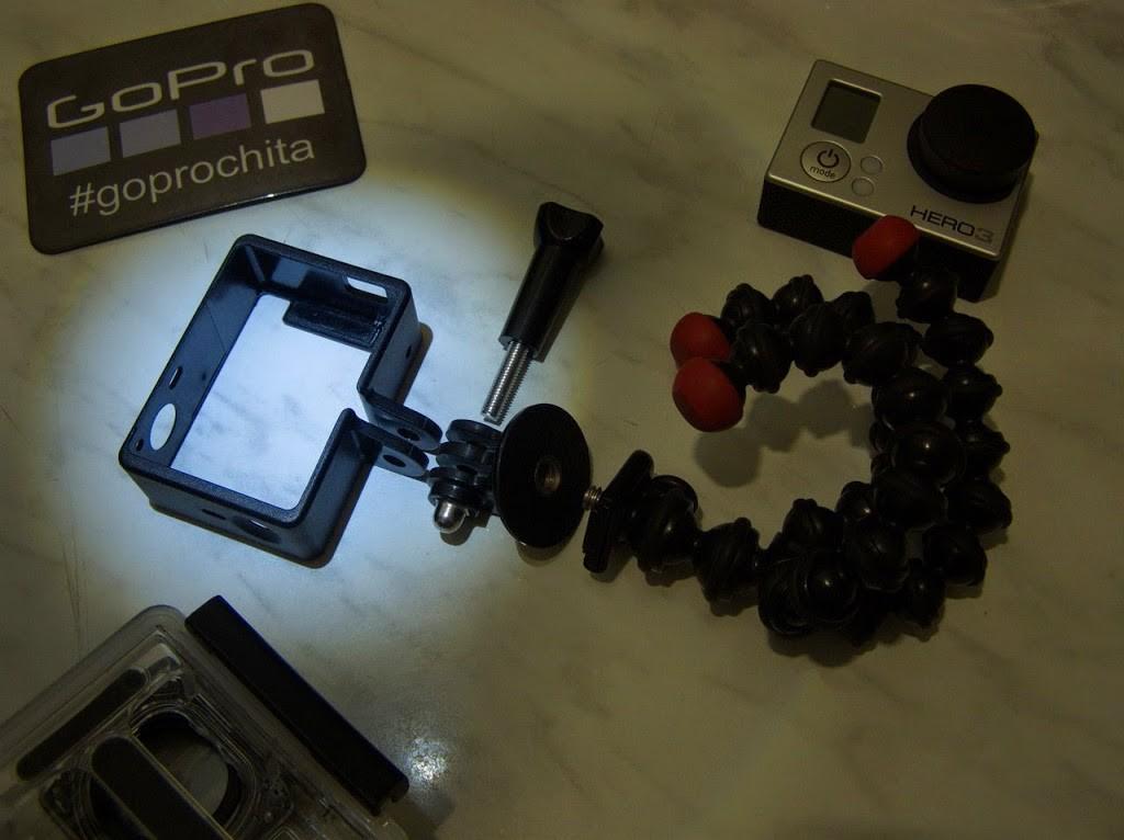 Рамка для крепления камеры без герметичного бокса